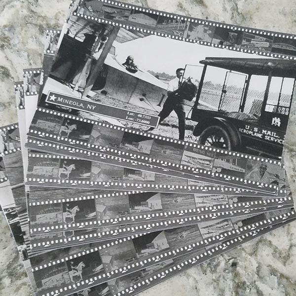 Commemorative Postcards